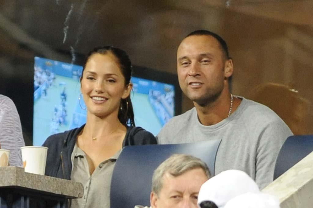 """After three years of coupledom, """"Friday Night Lights"""" star Minka Kelly and her New York Yankees boyfriend Derek Jeter struck out in August while playing the game of love."""