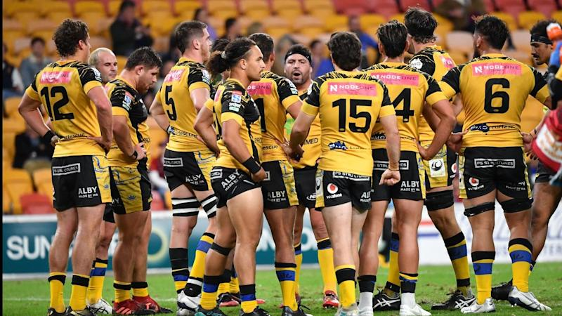 SUPER RUGBY R3 REDS WESTERN FORCE