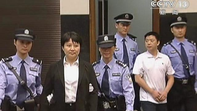 In China's Scandal of the Century Gu Kailai Receives Suspended Death Sentence