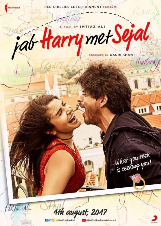 Image result for jab harry met sejal poster
