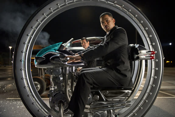 'Men in Black 3' Blasts Into NASA's Past