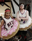 """<p>Get it? Dunking... donuts?</p><p><a class=""""link rapid-noclick-resp"""" href=""""https://www.amazon.com/Donut-Inflatable-Inches-Strawberry-Chocolate/dp/B07GVH923P/ref=sr_1_8?dchild=1&keywords=donut+inflatable&qid=1594920721&sr=8-8&tag=syn-yahoo-20&ascsubtag=%5Bartid%7C10072.g.27868801%5Bsrc%7Cyahoo-us"""" rel=""""nofollow noopener"""" target=""""_blank"""" data-ylk=""""slk:SHOP INFLATABLES"""">SHOP INFLATABLES</a></p>"""
