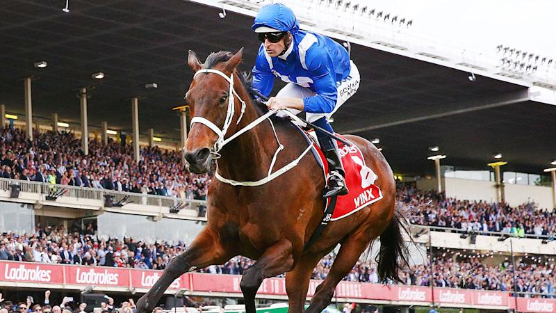 Cross Counter wins 2018 Melbourne Cup