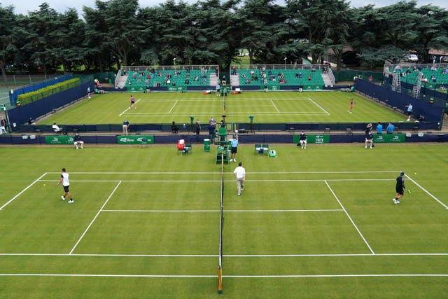 There will be more tennis events in Britain in 2022
