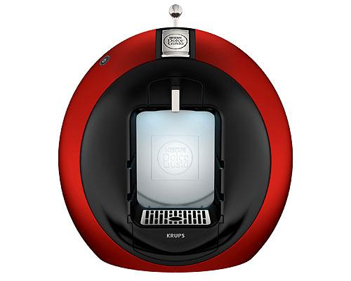 <b>Nescafe Dolce Gusto Circolo </b><br><br>The Nescafe Dolce Gusto Circolo is available in four colours and is perfect for coffee connoisseurs and busy families on the go. Each cup of coffee takes less than one minute to brew! Suggested retail price is $149.00, available at Home Outfitters, Sears, London Drugs, Walmart and fine kitchen stores nationwide.<br>