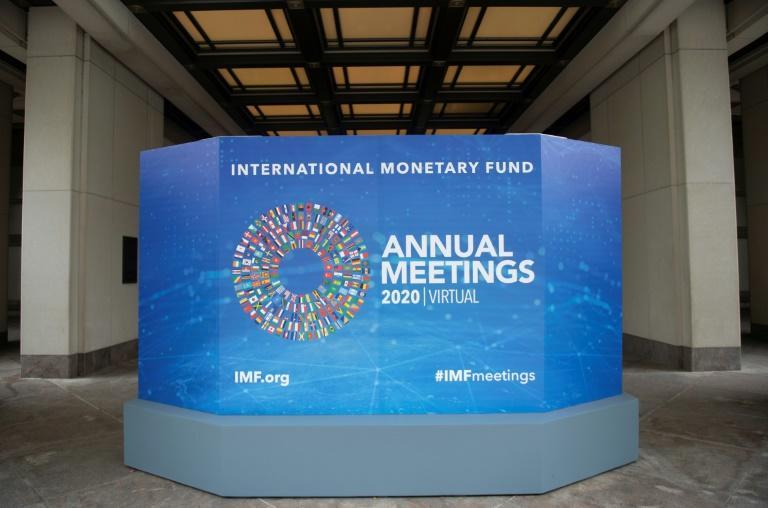 The 2020 Annual Meetings of the International Monetary Fund and World Bank opened, virtually, in Washington