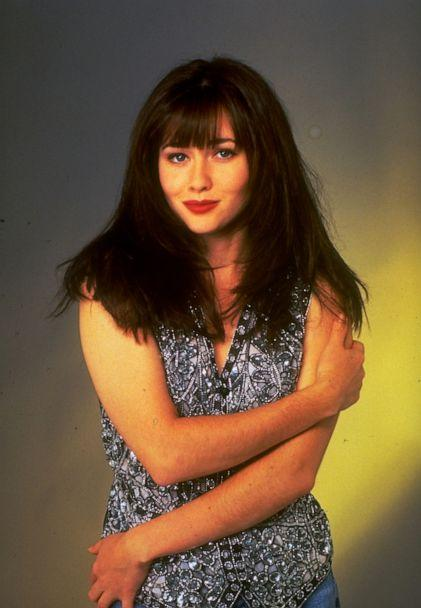 PHOTO: Actress Shannen Doherty is seen in this undated portrait session. (Charles W. Bush/The LIFE Images Collection via Getty Images)