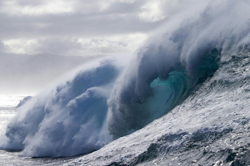 About 93 percent of excess heat -- trapped around the Earth by greenhouse gases that come from the burning of fossil fuels -- accumulates in the world's oceans