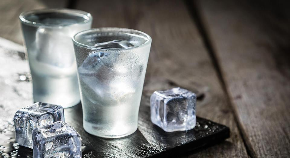 Vodka shouldn't be kept in the freezer, according to the Grey Goose founder. [Photo: Getty]