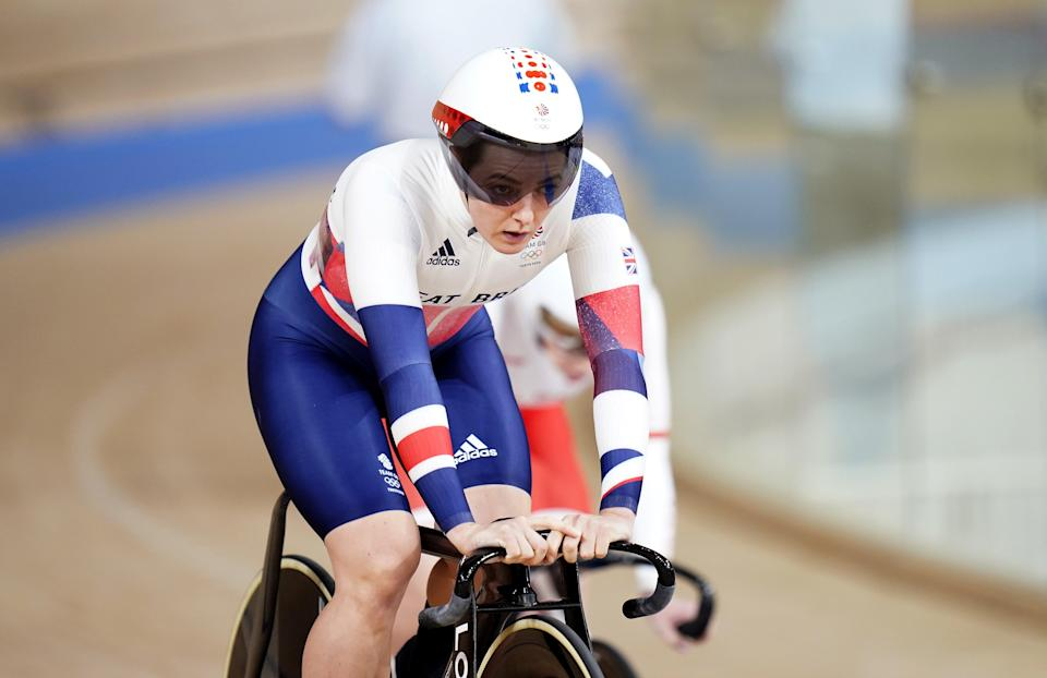 Katy Marchant is the best medal hope in the velodrome (Danny Lawson/PA) (PA Wire)