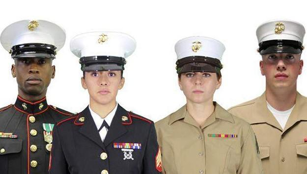 Controversy erupts over new proposed Marine hats