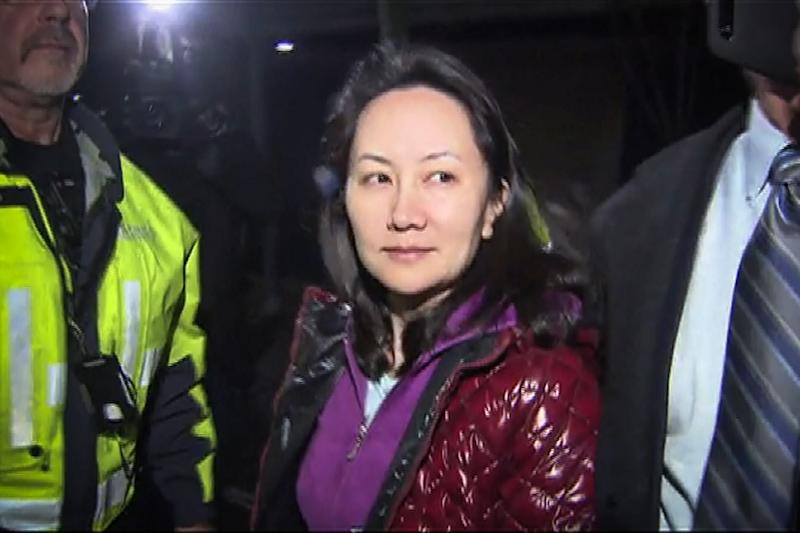 Huawei Technologies Chief Financial Officer Meng Wanzhou is facing extradition from Canada to the United States (AFP Photo/-)