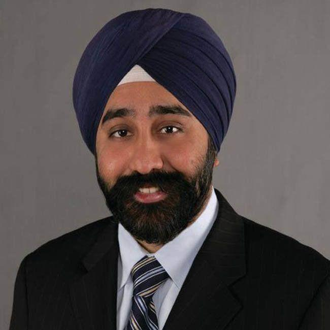 Ravi Bhalla is the mayor-elect of Hoboken, New Jersey.