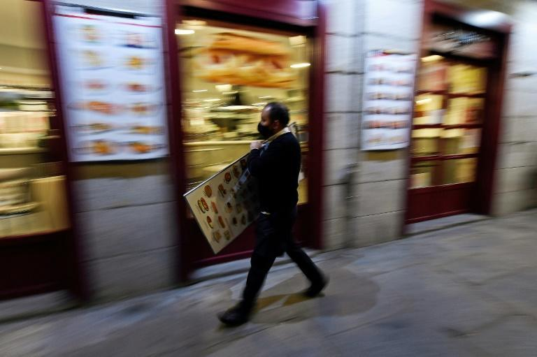 The Spanish government is introducing overnight curfews