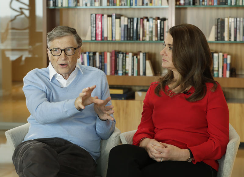 AP analysis shows how Bill Gates influences education policy