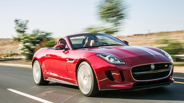 2014 Jaguar F Type, Best Roadster: The F Type Is One Of The Most Important  Cars In Jaguaru0027s Recent History. Being The First Two Seater Sports Car The  Brits ...