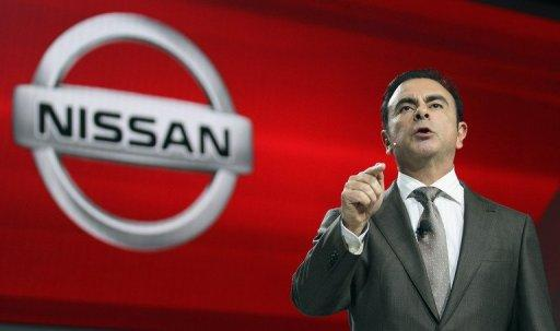 Nissan is in the midst of moving production of its Leaf electric car to the United States for the US market
