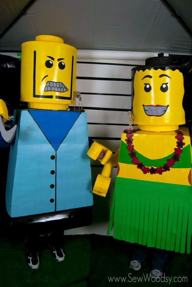 """<p>Stepping on Legos may be no fun, but dressing up like them for Halloween is another story—particularly when the DIY costumes can be made for under $30.</p><p><strong>Get the tutorial at <a href=""""https://sewwoodsy.com/diy-lego-costumes/"""" rel=""""nofollow noopener"""" target=""""_blank"""" data-ylk=""""slk:Sew Woodsy"""" class=""""link rapid-noclick-resp"""">Sew Woodsy</a>.</strong></p><p><a class=""""link rapid-noclick-resp"""" href=""""https://go.redirectingat.com?id=74968X1596630&url=https%3A%2F%2Fwww.walmart.com%2Fip%2FPAINT-SPRY-STN-BRIGHT-WHT-12OZ%2F973620820&sref=https%3A%2F%2Fwww.countryliving.com%2Fdiy-crafts%2Fg4616%2Fdiy-halloween-costumes-for-couples%2F"""" rel=""""nofollow noopener"""" target=""""_blank"""" data-ylk=""""slk:SHOP WHITE SPRAY PAINT"""">SHOP WHITE SPRAY PAINT</a><br></p>"""