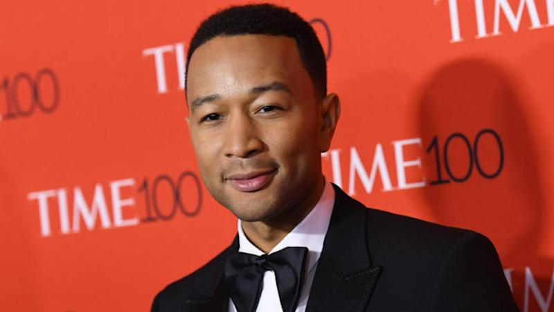 John Legend Rips Donald Trump, Calls Him 'Terrible' and 'Corrupt' | Billboard News