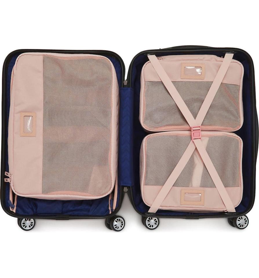 """<p>The secret to having not only the most organized suitcase at the airport, but also the most on-trend? Order one of these packing cube sets from Calpak, which come in a blush pink hue, a terrazzo motif, or a marbled pattern. The best part: the blush and marble sets cost less than $50. </p> <p><b>To buy: </b>From $48 for a set of 5, <a href=""""https://click.linksynergy.com/deeplink?id=93xLBvPhAeE&mid=1237&murl=https%3A%2F%2Fshop.nordstrom.com%2Fs%2Fcalpak-5-piece-packing-cube-set%2F4763780&u1=RS%2CTheOnePackingMistakeYou%2527reProbablyMaking%25E2%2580%2594AndtheProductThatCanFixIt%2Ckholdefehr1271%2CHOM%2CIMA%2C670640%2C201908%2CI"""" target=""""_blank"""">nordstrom.com</a>. </p>"""