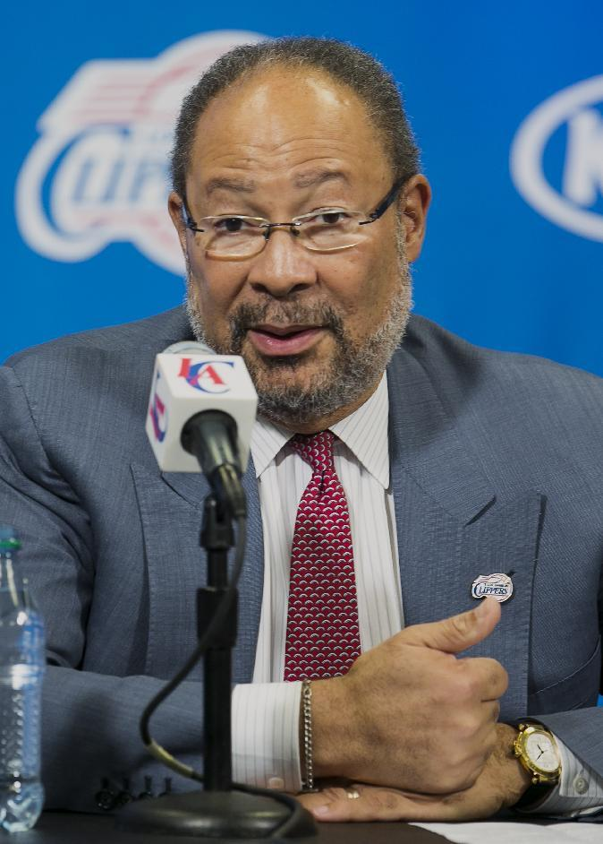Clippers interim CEO confident team will be sold