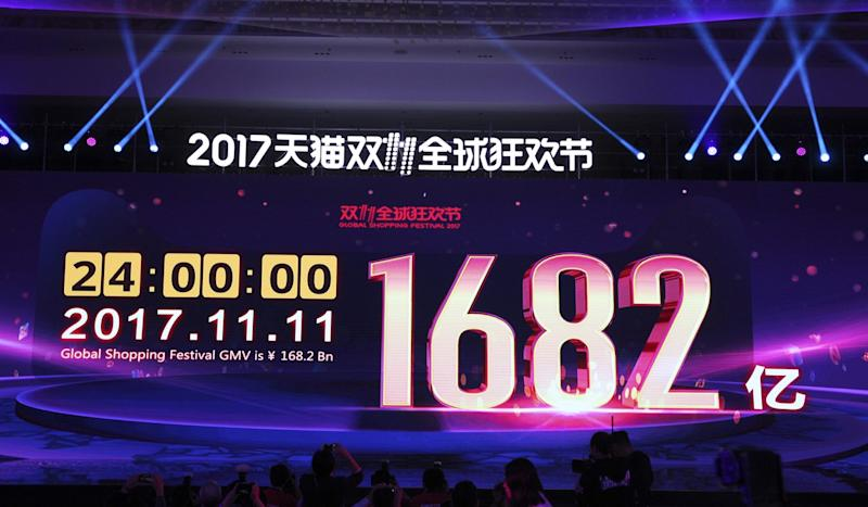 Hong Kong consumers warm to online shopping, with a little help from Alibaba's Singles' Day