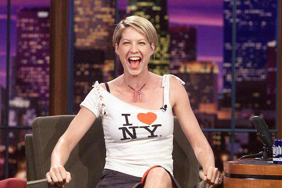 Jenna Elfman on