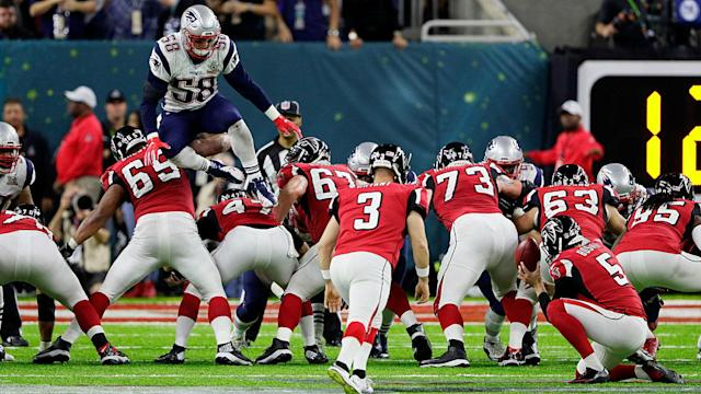 If a player is too good for his sport, it's OK to change the rules to stop him? The NFL ban on leaping has some bad precedent.