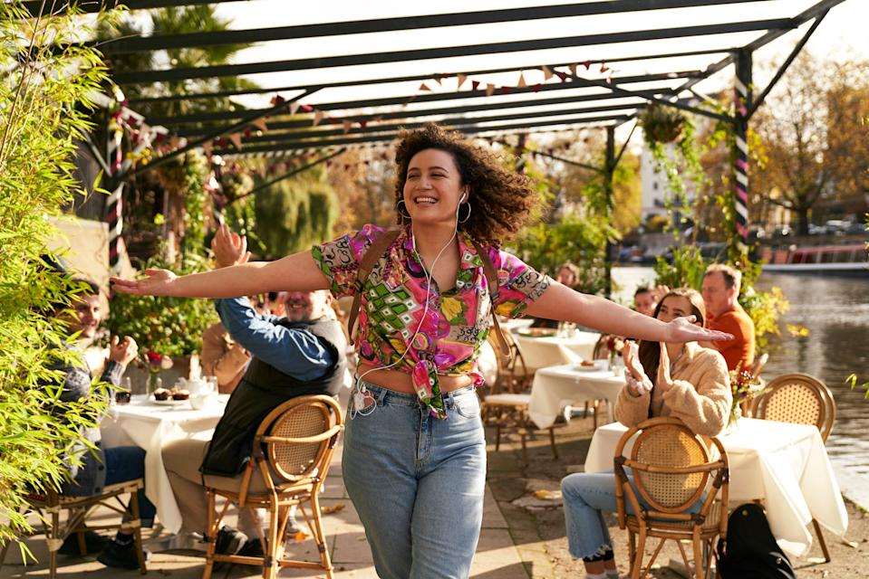 <p>Rose Matafeo's Starstruck is a contender for comedy of the year</p> (BBC)