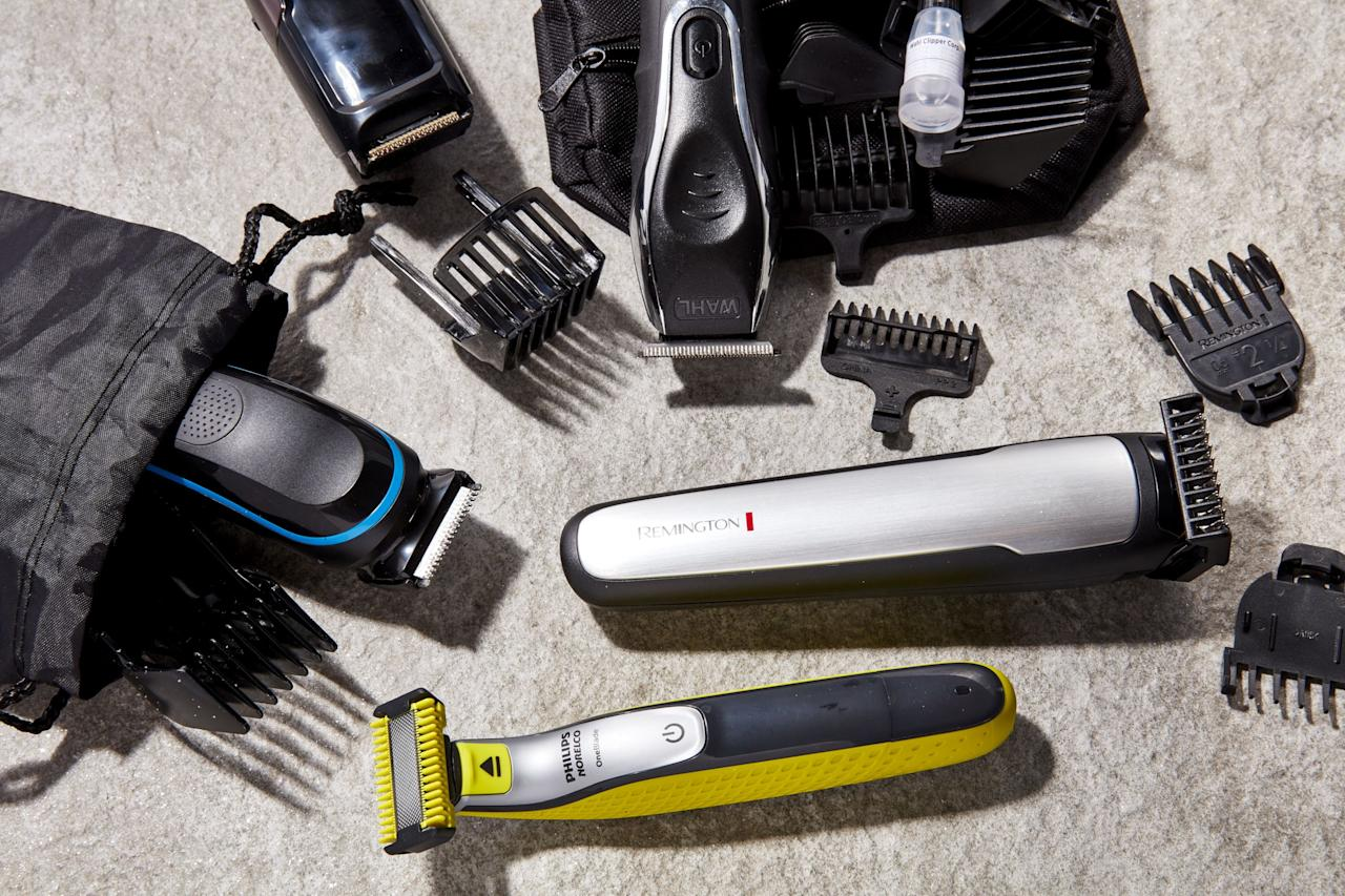 """<p>""""Beard trimmer"""" doesn't quite tell the full story with these devices. Yes, they're built to help you detail and even out facial hair, but many can deliver almost as close of a shave as a regular razor. Some will even remember your last length setting for you. We set out to find which are the best in this age of sleeker and higher-tech trimmers.  Take a look at helpful buying advice below, then scroll farther for in-depth reviews of the top-performing models.</p><p><strong>Consider Attachments</strong></p><p><strong></strong>Most of the trimmers you'll find below have at least one guide comb, detailing razor, or other sort of attachment that you can swap on and off the fixed head to tailor the shave to the length you want or kind of hair you're cutting. Keep these in mind when determining which trimmer is right for you. But don't rule one out if it looks promising but doesn't have a ton of attachments—some have the added functionality, like length adjustment, already built-in. Yes, this can sometimes mean coughing up more money, but you may appreciate not having to keep track of a dozen guide combs. And if you don't care to trim your nose hair, well, no reason to get a separate head for it.<strong><br></strong></p><p><strong>Battery Life and Quick Charging</strong></p><p>Often, it doesn't take anywhere close to an hour to fully detail or shave a beard, so you don't have to worry about maxing out the battery on a cordless trimmer in one go. But if you don't use it that often, it can be easy to forget how much battery life your trimmer has left, which could lead to you reaching for it one day only to find that it's dead. Some models will run while they're plugged in, but others may not charge if you turn them on with the cord attached. A solid battery life, like the Remington Beard Boss has, could run for as long as a couple of months, depending on use, but quick-charging capability will come in handy if you're simply looking for a fast shave. It will vary by brand """