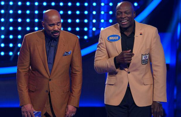 'Celebrity Family Feud' and Bruce Smith's Crazy 'Penis' Answer Top Sunday in TV Ratings