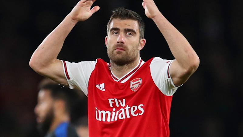 Sokratis Arsenal 2019-20