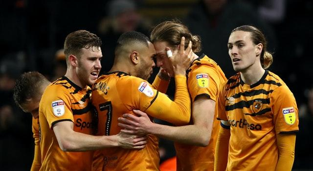 Hull had lost nine of their last 11 games when the season was suspended in March
