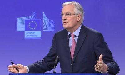 EU negotiator Michel Barnier warns Brexit transition period 'not a given'