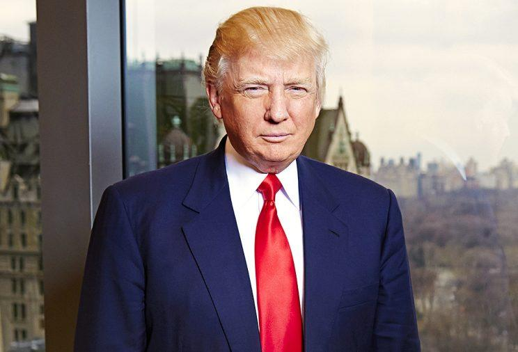 Donald Trump has been playing the fame game for years. (Photo: Dan Hallman/Invision/AP)