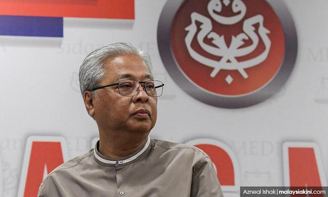 Ismail Sabri Became Umno S Pm Choice After Zahid Withdrew Says Sec Gen