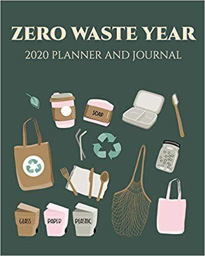 """<a href=""""https://amzn.to/2DMmC1r"""" target=""""_blank"""" rel=""""noopener noreferrer"""">Zero waste year 2020 Planner and Journal, Amazon</a>, &pound;7.90 (Photo: Amazon)"""