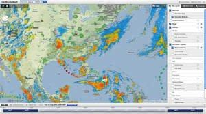 Weather Underground Launches New Website Wundermap R Com To