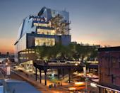 """<p><strong>Zoom out. What's this place all about?</strong><br> The Whitney Museum of American Art got a major upgrade when it relocated from Manhattan's Upper East Side to its new, vastly expanded Meatpacking headquarters in 2015. The Renzo Piano-designed building is a glass-covered futuristic vision for a museum. It houses 50,000 square feet of indoor galleries, four outdoor exhibition spaces and terraces, a theater, a library and reading rooms, a ground-floor restaurant and a top-floor bar, both by Danny Meyer, one of the town's best-known restaurateurs.</p> <p><strong>What are we going to find in the permanent collection?</strong><br> The Whitney's collection houses more than 23,000 works by 20th- and 21st-century American artists. It includes paintings by Jean-Michel Basquiat, films by Andy Warhol, photographs by Richard Avedon, sculptures by Alexander Calder, and more than 3,000 other artists.</p> <p><strong>And what if we're in the mood for one of the temporary exhibits?</strong><br> The Whitney is more gallery than museum: The walls are whitewashed (you might have to squint on a sunny day), the art covers nearly every square inch of the gallery, and the interior configuration can be altered so no two exhibits are the same. You could argue the curation runs high-brow, so if you're not one for modern art you may feel underwhelmed by the experience.</p> <p><strong>What did you make of the crowd?</strong><br> Expect a diverse crowd, from downtown hipsters to <a href=""""https://www.cntraveler.com/story/best-fanny-packs-for-travel?mbid=synd_yahoo_rss"""" rel=""""nofollow noopener"""" target=""""_blank"""" data-ylk=""""slk:fanny-pack"""" class=""""link rapid-noclick-resp"""">fanny-pack</a>-toting tourists. Those who prefer ample space and time should arrive early, otherwise, you run the risk of standing on tip-toe to view something over other museum goers' heads.</p> <p><strong>On the practical tip, how were the facilities?</strong><br> The floors are connected by two artist-designed elevators """