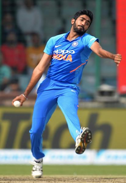 Jasprit Bumrah is the top-ranked bowler in one-day internationals