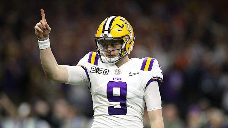 Joe Burrow and the Bengals: Attacking false narratives around likely No. 1 pick in 2020 NFL Draft