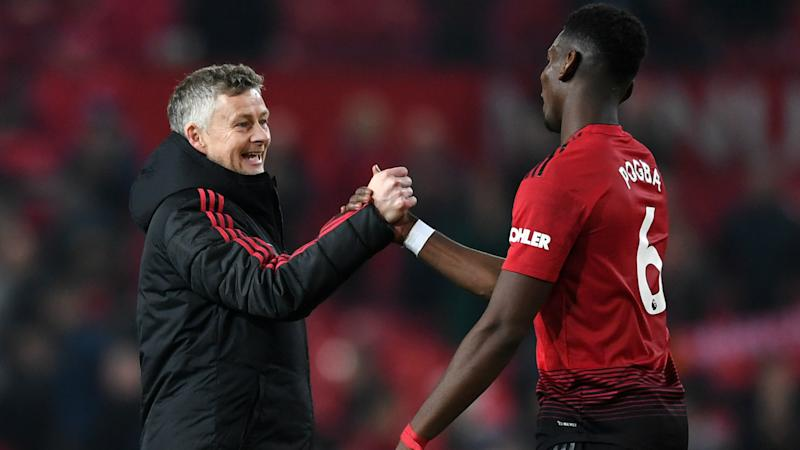 Solskjaer: No issue with Pogba