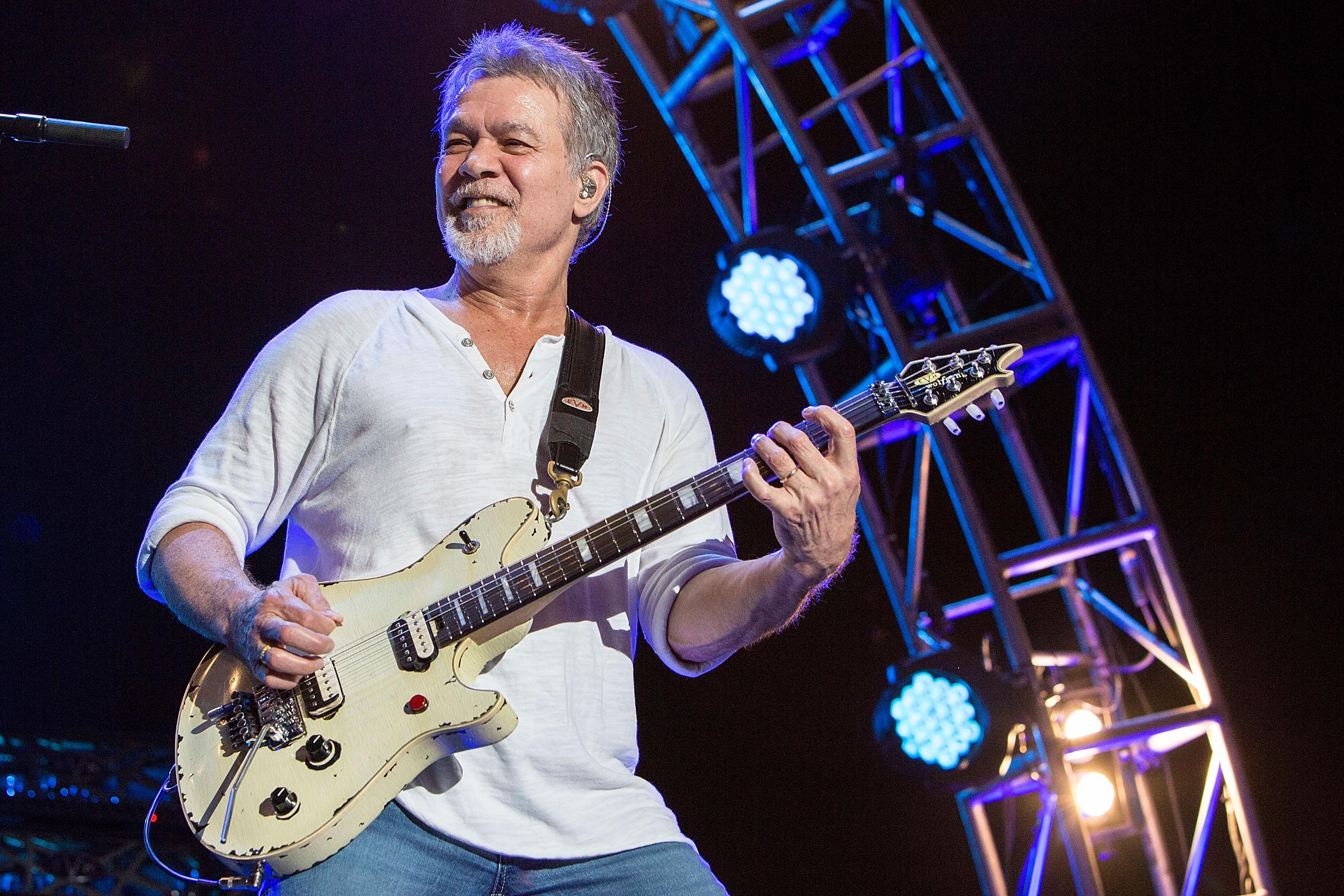 Eddie Van Halen (Photo by Daniel Knighton/Getty Images)