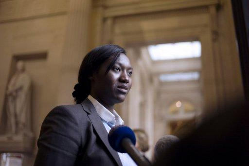 Newly-elected French socialist MP Seybah Dagoma is one of the few minorities elected on Sunday