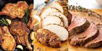 """<p>The most important part of Easter? The Easter lunch, people! How else will you energise after a morning full of <a href=""""https://www.delish.com/uk/food-news/a35335090/easter-egg-hunt-clues/"""" rel=""""nofollow noopener"""" target=""""_blank"""" data-ylk=""""slk:Easter egg hunts"""" class=""""link rapid-noclick-resp"""">Easter egg hunts</a>? <a href=""""https://www.delish.com/uk/cooking/recipes/a28934142/best-roast-lamb-recipe/"""" rel=""""nofollow noopener"""" target=""""_blank"""" data-ylk=""""slk:Roast Lamb"""" class=""""link rapid-noclick-resp"""">Roast Lamb</a>, <a href=""""https://www.delish.com/uk/cooking/recipes/a29186909/oven-baked-pork-chops-recipe/"""" rel=""""nofollow noopener"""" target=""""_blank"""" data-ylk=""""slk:Garlic Rosemary Pork Chops"""" class=""""link rapid-noclick-resp"""">Garlic Rosemary Pork Chops</a>, <a href=""""https://www.delish.com/uk/cooking/recipes/a29710266/pineapple-dr-pepper-glazed-easter-ham-recipe/"""" rel=""""nofollow noopener"""" target=""""_blank"""" data-ylk=""""slk:Dr Pepper Pineapple Glazed Ham"""" class=""""link rapid-noclick-resp"""">Dr Pepper Pineapple Glazed Ham</a> (as well as all of the <a href=""""https://www.delish.com/uk/cooking/recipes/g35404764/easter-side-dishes/"""" rel=""""nofollow noopener"""" target=""""_blank"""" data-ylk=""""slk:sides"""" class=""""link rapid-noclick-resp"""">sides</a> - especially <a href=""""https://www.delish.com/uk/cooking/recipes/a31728813/cheesy-baked-asparagus-recipe/"""" rel=""""nofollow noopener"""" target=""""_blank"""" data-ylk=""""slk:Cheesy Baked Asparagus"""" class=""""link rapid-noclick-resp"""">Cheesy Baked Asparagus</a>, that stuff's a game-changer), there's SO much you can prepare for the big day. But, if you find yourself a little stuck for inspiration, and maybe motivation, we've got you covered with all the best Easter lunch recipes you could ever want. So, go on. Get cracking on that Easter Sunday menu! </p>"""