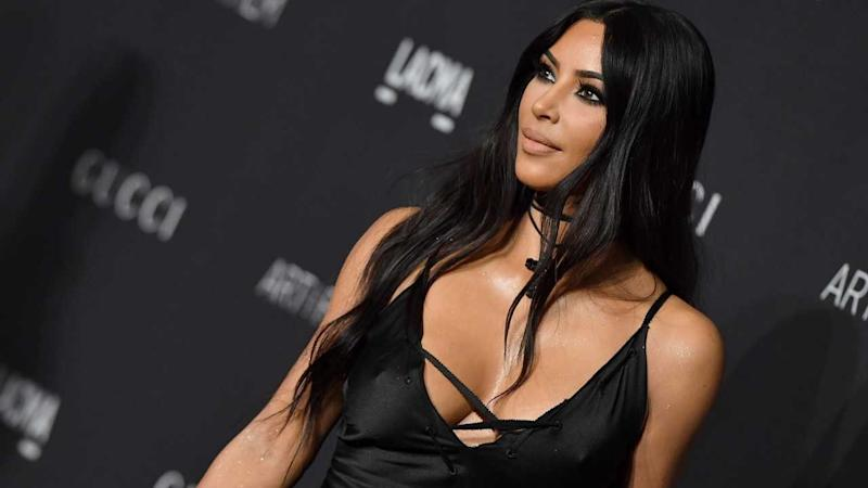 Kim Kardashian Teases Family Christmas Card After Saying It's Not Happening This Year