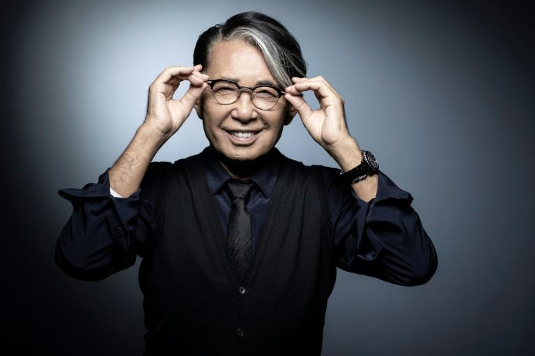 Kenzo Takada founded his fashion house in 1970 and took Paris by storm