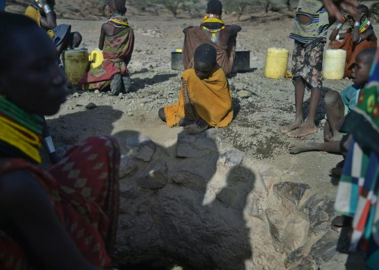 Kenya is the region's biggest economy, but far from the agricultural south, where 90 percent of the population live, Turkana is a poor region regularly ravaged by drought