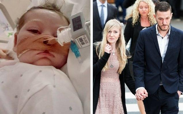 Charlie Gard's parents abandoned attempts to persuade a judge to let him travel to America for experimental therapy after an eight-month fight - PA/Eddie Mulholland for The Telegraph