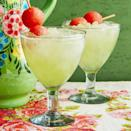 """<p>This colorful drink makes use of two summer melons: watermelon and honeydew. For the perfect garnish, work slowly with a melon baller to create celebratory fruit spheres.</p><p><a href=""""https://www.thepioneerwoman.com/food-cooking/recipes/a35949377/melon-spritzers-recipe/"""" rel=""""nofollow noopener"""" target=""""_blank"""" data-ylk=""""slk:Get the recipe."""" class=""""link rapid-noclick-resp""""><strong>Get the recipe.</strong></a></p><p><a class=""""link rapid-noclick-resp"""" href=""""https://go.redirectingat.com?id=74968X1596630&url=https%3A%2F%2Fwww.walmart.com%2Fsearch%2F%3Fquery%3Dmelon%2Bballer&sref=https%3A%2F%2Fwww.thepioneerwoman.com%2Ffood-cooking%2Fmeals-menus%2Fg36432840%2Ffourth-of-july-drinks%2F"""" rel=""""nofollow noopener"""" target=""""_blank"""" data-ylk=""""slk:SHOP MELON BALLERS"""">SHOP MELON BALLERS</a></p>"""